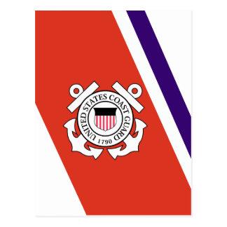 Guardacostas de Estados Unidos que compite con la Tarjetas Postales