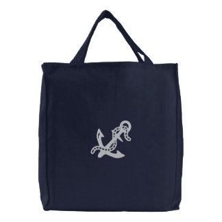 Guardacostas náutico de la marina de guerra del an bolsa bordada