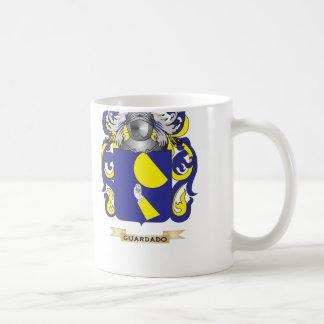 Guardado Coat of Arms (Family Crest) Classic White Coffee Mug