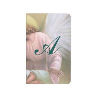 Guardar el ángel de niños, vintage, reproducción cuadernos