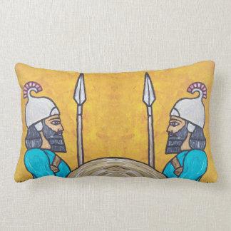 Guardas asirios almohada