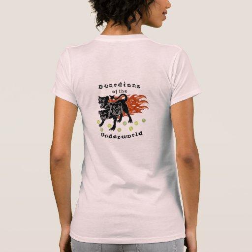Guardas del mundo terrenal camiseta
