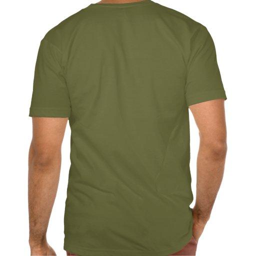 Guardas del mundo terrenal camisetas