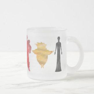 Guardas y reyes tazas de café