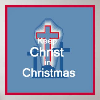 Guarde a Cristo Impresiones
