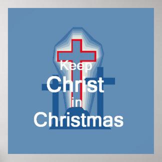 Guarde a Cristo Posters