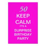 GUARDE a la 50.a fiesta de cumpleaños de la Comunicados Personales