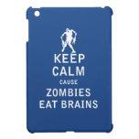 Guarde a los zombis tranquilos de la causa para co