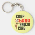 Guarde a Obama fuera de llavero de la atención san