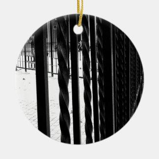 Guarde adentro ornaments para arbol de navidad