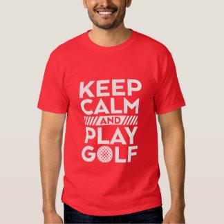 Guarde al atleta de los deportes de la camiseta poleras
