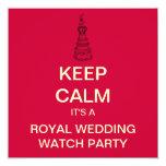 GUARDE al banquete de boda real TRANQUILO para Anuncios