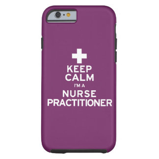 Guarde al médico tranquilo de la enfermera funda resistente iPhone 6