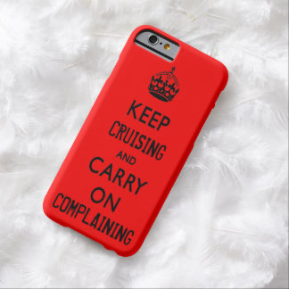 GUARDE AL SUPERVENTAS DE LA MODA POPULAR TRANQUILA FUNDA DE iPhone 6 BARELY THERE