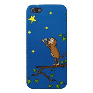 Guarde el alcanzar del mono iPhone 5 cárcasa