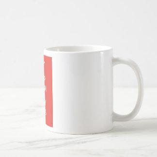 Guarde el bajo de la calma y del juego taza de café