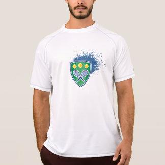 Guarde el camisetas anti seco del tenis del sudor remeras