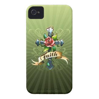 Guarde el caso del iPhone 4 de la fe iPhone 4 Coberturas