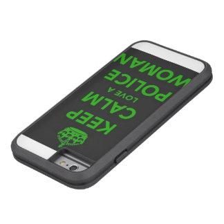 guarde el caso tranquilo del iphone funda para  iPhone 6 tough xtreme