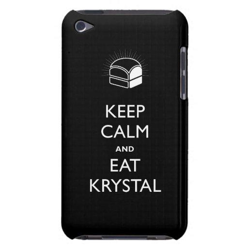 Guarde el caso tranquilo del tacto de iPod iPod Case-Mate Protectores