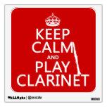 Guarde el Clarinet de la calma y del juego (cualqu