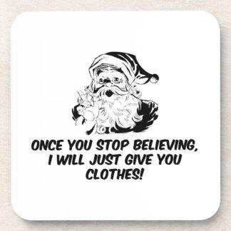 Guarde el creer del cuidado de Santas Posavasos