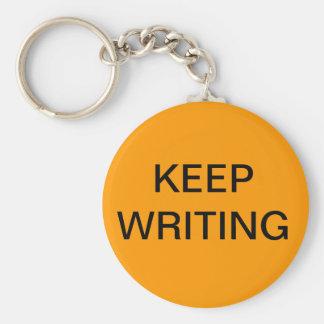 guarde el escribir de llavero