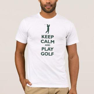 Guarde el golf de la calma y del juego (el Forest Playera