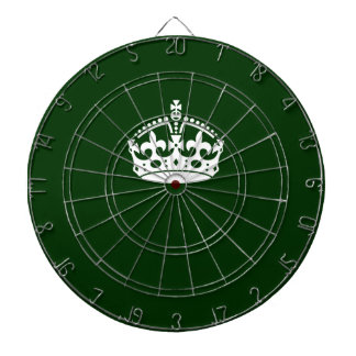 Guarde el icono tranquilo de la corona en Forest