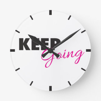 Guarde el ir - el decir inspirado del reloj