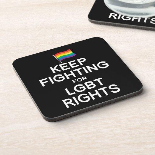 GUARDE EL LUCHAR PARA LAS DERECHAS DE LGBT POSAVASO