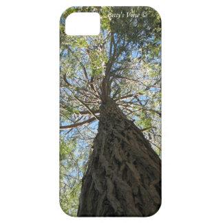 Guarde el mirar para arriba de la caja del iPhone 5 Case-Mate funda