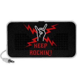 Guarde el Rockin Mini Altavoz