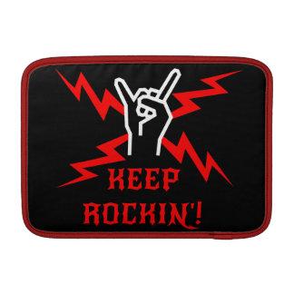 Guarde el Rockin Funda Macbook Air