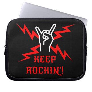 Guarde el Rockin Fundas Ordendadores