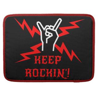 Guarde el Rockin Funda Para Macbook Pro