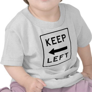 Guarde el Swag Democratic izquierdo Camiseta