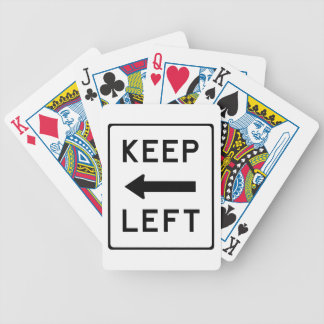 Guarde el Swag Democratic izquierdo Baraja Cartas De Poker