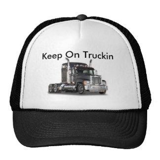 Guarde en Truckin Gorra