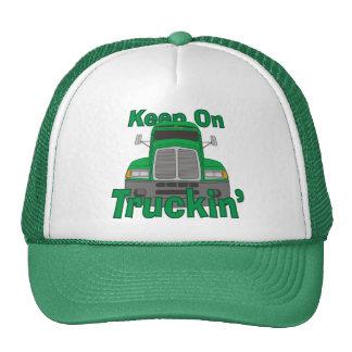 Guarde en Truckin Gorras