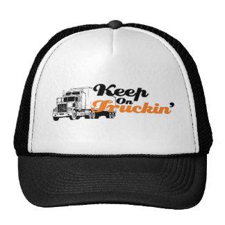 Guarde en Truckin Gorro