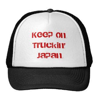 Guarde en Truckin Japón Gorra