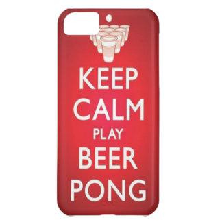 Guarde la caja tranquila del teléfono de Pong de l