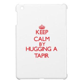 Guarde la calma abrazando un Tapir