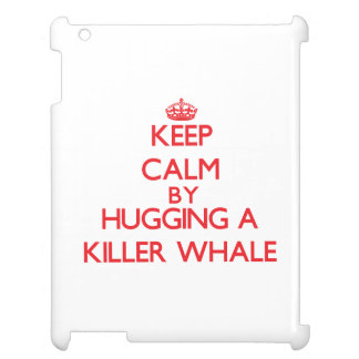 Guarde la calma abrazando una orca