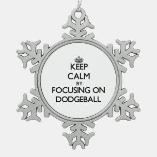 Guarde la calma centrándose en Dodgeball