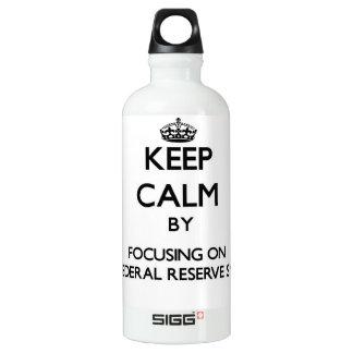 Guarde la calma centrándose en Federal Reserve