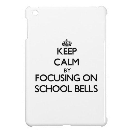 Guarde la calma centrándose en la escuela Belces