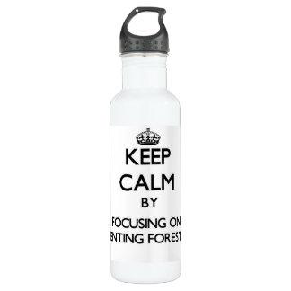 Guarde la calma centrándose en la prevención de
