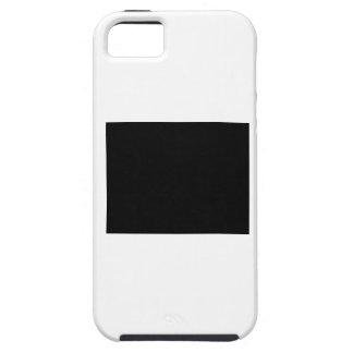 Guarde la calma centrándose en las abducciones ext iPhone 5 Case-Mate cárcasas